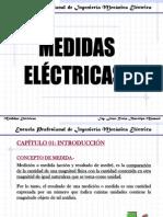 Cap I.  Medidas Eléctricas 01