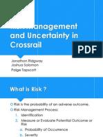 CE 461 - Crossrail Risk - FINAL