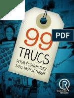 99 Trucs Pour Economiser Sans Trop Se Priver Inscriptible