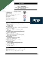 CV for Esam A. Alwagait, PhD