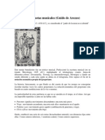 Historia de Las Notas Musicales