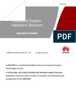 1. DBS3800 System Structure