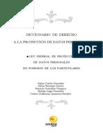 Dicc de Derecho a La Proteccion-jcg