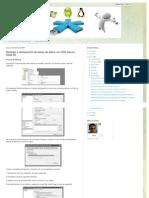 Backups y restauración de bases de datos con SQL Server 2008 R2