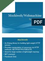 Mochiweb/Webmachine