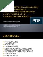 Aseguramiento de La Localizacion Del Refuerzo Mediante Distanciadores (1)