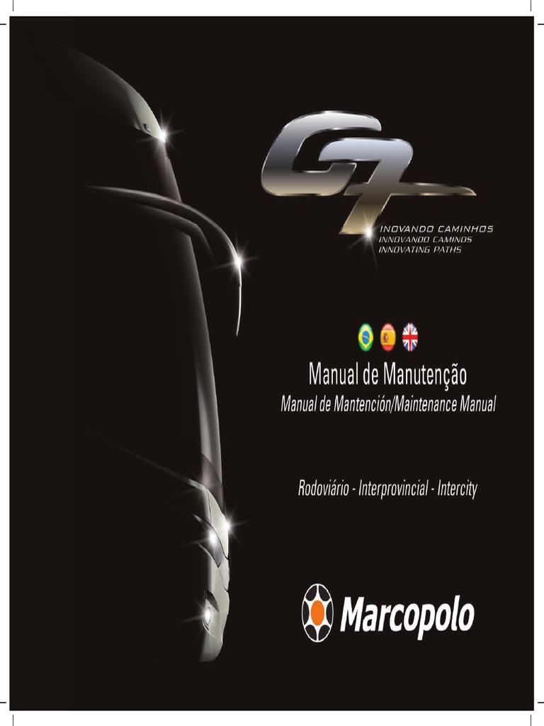 De pdf Marcopolo G7 Manutencao Manual 5LR4j3A