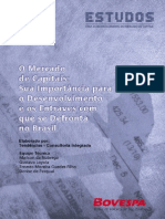 a importância do mercado de capitais para odesenvolvimento do Brasil