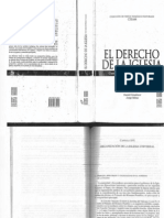 El derecho de la Iglesia, curso básico de Derecho Canónico. Cap