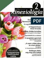 Kineziológia Magazin 2010 - 2.