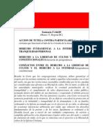 t 166 09 Corte Constitucional Contaminacion Auditiva