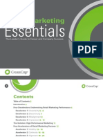 Crosscap eBook Retail Marketing Essentials Leaders Guide