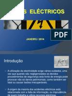 Riscos Eléctricos 2014