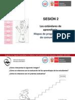 ESTÁNDARE..mapa del aprendisaje-rita lara -comunicacion