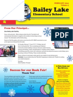2014 Bailey Lake Elementary