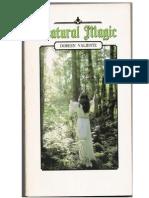 30828448 Natural Magic Doreen Valiente Part 1