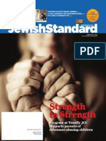 New Jersey Jewish Standard, 2/7/2014