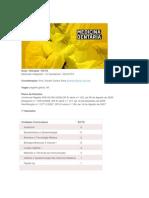 Programa Medicina Dentária 2012-17