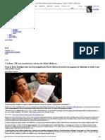 PF não monitorou cubana do Mais Médicos
