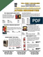 2013-14 Winter Industrial Supply Catalog