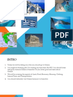 greece presentation complete