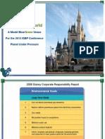 Disney Environment