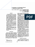 The Effect of pH and Temperature on the Rheological Behavior of Dulce de Leche, A Typical Dairy Argentine Product