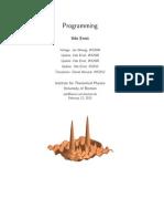 Matlab Programming Script English
