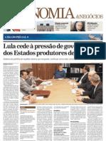 PETR-2009-08-31-Lula cede à pressão de governadores dos Estados produtores de petróleo