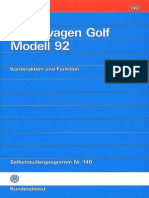 Golf mk 3