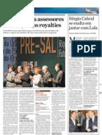 PETR-2009-09-01-Lula atribui a assessores mudanças nos royalties