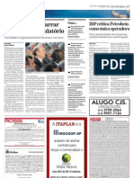 PETR-2009-09-01-Oposição quer barrar novo marco regulatório