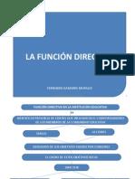 4. La Función Directiva