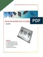 22np901 Cooler Para Notebook Hasta 19 Pulg