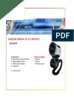 Wm-360 Webcam Omega 8mp