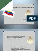 Refranes Populares Venezolanos