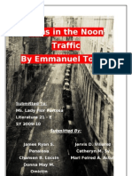 Alms in the Noon Traffic by Emmanuel Torres
