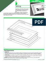 Beginner-Simple Picture Framing