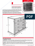 Advanced- Chest of Drawers