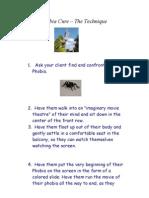 Fast Phobia Cure Nlp