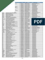 Listado de Textos Celsus Enero 2012