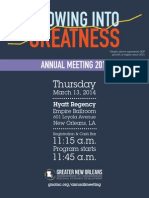 GNO Inc 2014 Annual Meeting Invite + Reg Form 2014 02 05