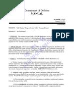 미국방부 핵무기 안전매뉴얼 dodm-3150-02시크릿오브코리아 안치용
