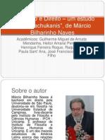 Seminário - Filosofia Jurídica