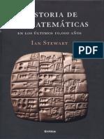 HISTORIA DE LAS MATEMÁTICAS IAN STEWART I