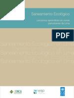 Saneamiento Ecológico Lima