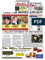 Valley Patriot, February, 2014