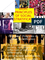 Basic Principles of Social Stratification -Sociology 11 - A SY 2009-10