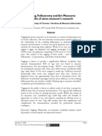 Trant Steve Research Report 2008
