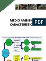1.a. MEDIO AMBIENTE  CARACTERÍSTICAS